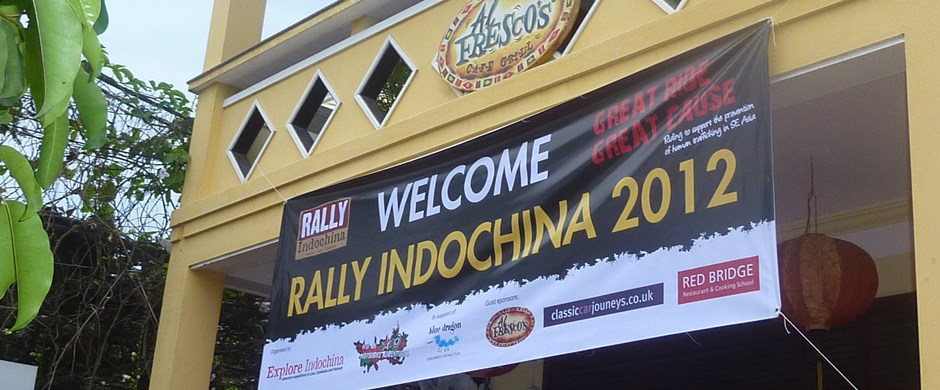 Rally Indochina sponsors