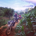 Lost? gr8ridegr8cause rallyindochina charity motorcycle adventure vietnam minskmoto puluong
