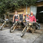 End of the road gr8ridegr8cause rallyindochina charity motorcycle adventure minskmoto