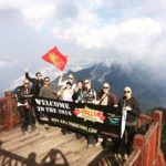Rally Indochina reaches the roof of Indochina greatridegreatcause rallyindochina bluedragonhellip