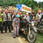 Rally Indochina in 2016 20 riders raised US26500 on 10hellip